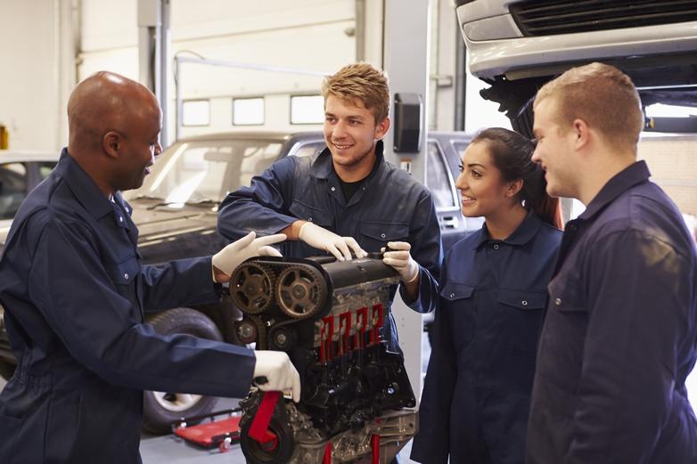 La promotion de l'acquisition de compétences, de la formation professionnelle et de l'apprentissage pour lutter contre le chômage compte parmi les chantiers les plus importants de l'Union européenne - Crédits : iStock