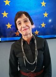 Martine Méheut - Crédits : Marie Guitton / Toute l'Europe