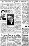 Article de La Croix - 1er juin 1955