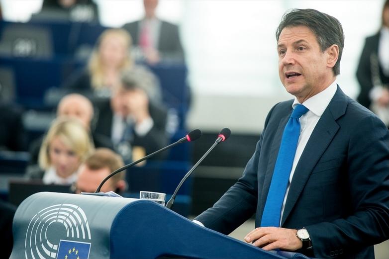 Giuseppe Conte, reconduit à la tête du gouvernement italien
