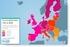 carte comparative de la corruption en Europe