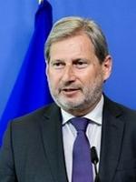 Johannes Hahn - Crédits : Jennifer Jacquemart / Commission européenne