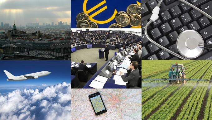 10 réformes principales du PE 2009-2014