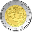 pièce de 2€ belge