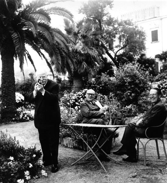 J. Bech, PH. Spaak et J. Beyen - Conférence de Messine, 1er juin 1955