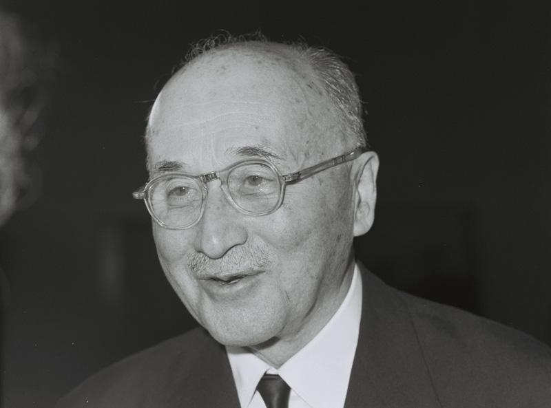 Jean Monnet, 1967