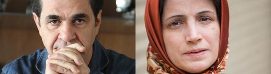 Nasrin Sotoudeh et Jafar Panahi