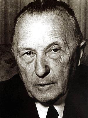 Konrad Adenauer (Allemagne)