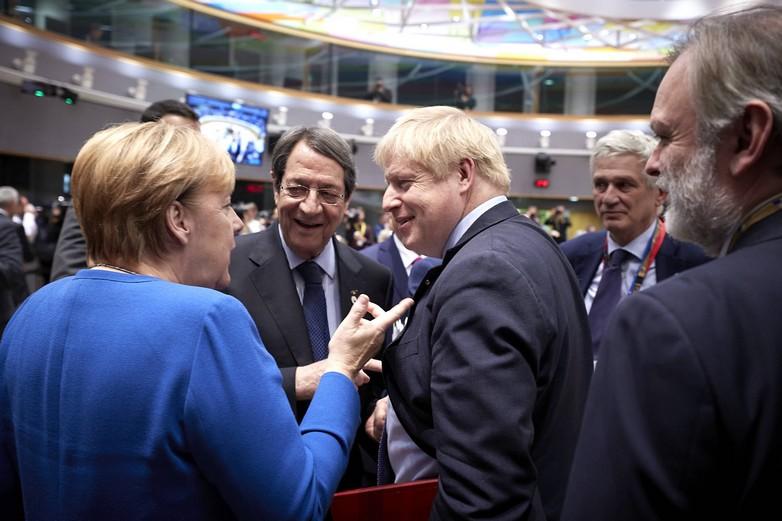Conseil européen du 17 octobre 2019 - Crédits : Conseil européen