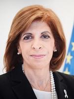 Stélla Kyriakides - Crédits : Candice Imbert / Commission européenne