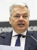 Didier Reynders - Crédits : Lukasz Kobus / Commission européenne
