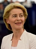 Ursula von der Leyen - Crédits : Etienne Ansotte / Commission européenne