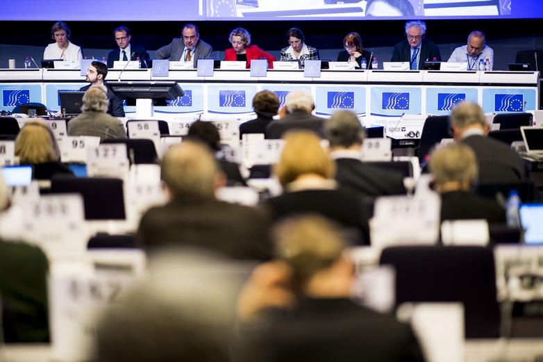A l'aube des élections européennes, le CESE appelle à une grande