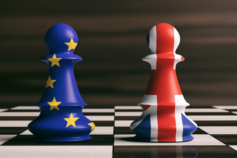 Brexit : ultimes négociations pour éviter le no deal, les douaniers entrent en grève - Crédits : Rawf8 / iStock