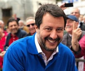 Matteo Salvini - Crédits : compte facebook