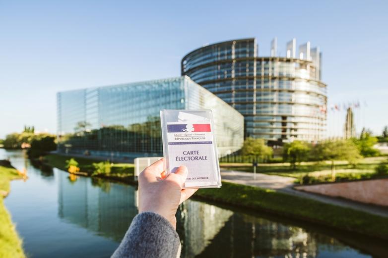 Parlement européen à Strasbourg, en France - Crédits : AdrianHancu / iStock