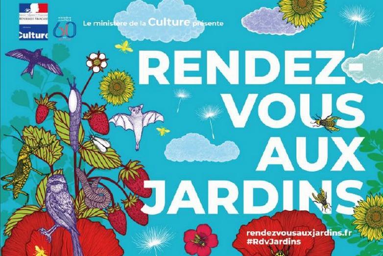 Les Rendez-vous aux jardins auront lieu du 7 au 9 juin - Crédits : ministère de la Culture