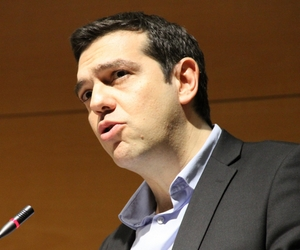 Alexis Tsipras - Crédits : Die Like in Europa / Flickr CC BY-NC 2.0