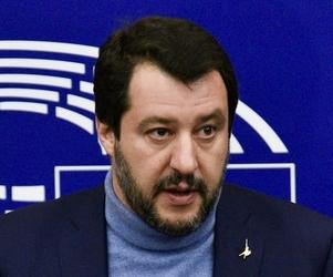 Matteo Salvini : Crédits : Michel Christen / Parlement européen