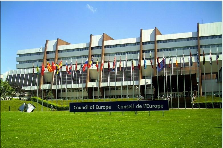 Le Conseil de l'Europe à Strasbourg - Crédits : Wikimedia Commons