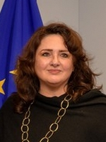 Helena Dalli - Crédits : Georges Boulougouris / Commission européenne