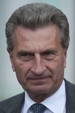 Günther OETTINGER (Allemagne)
