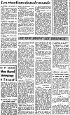 Article du Monde - 10 décembre 1956