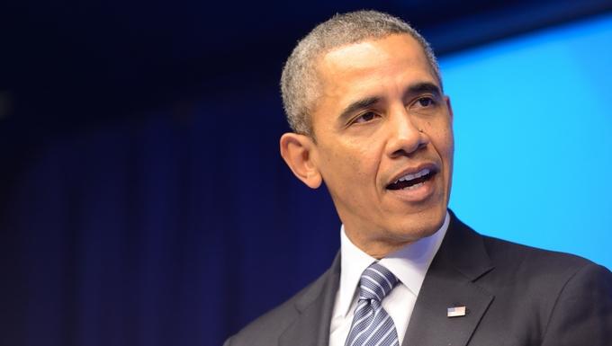 Barack Obama (c) Commission européenne