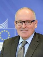 Frans Timmermans - Crédits : Jennifer Jacquemart / Commission européenne