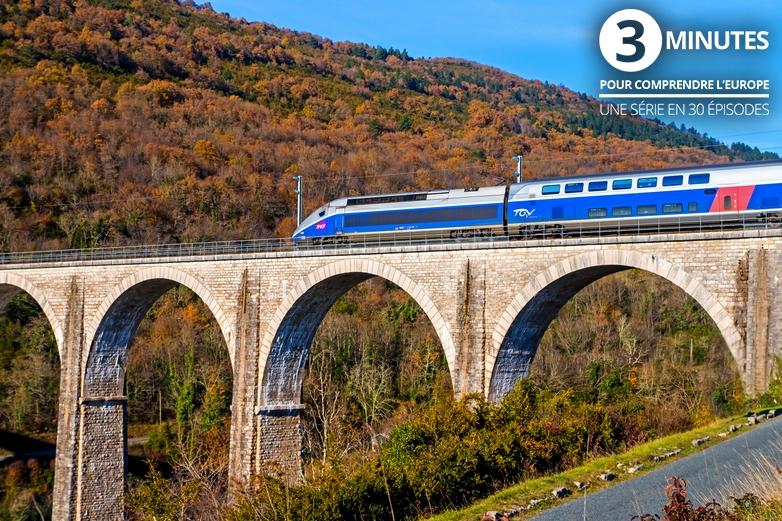 Les transports (3 minutes pour comprendre l'Europe - n°27)