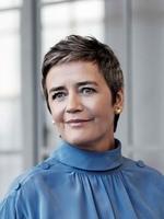 Margrethe Vestager - Crédits : Stine Heilmann / Commission européenne