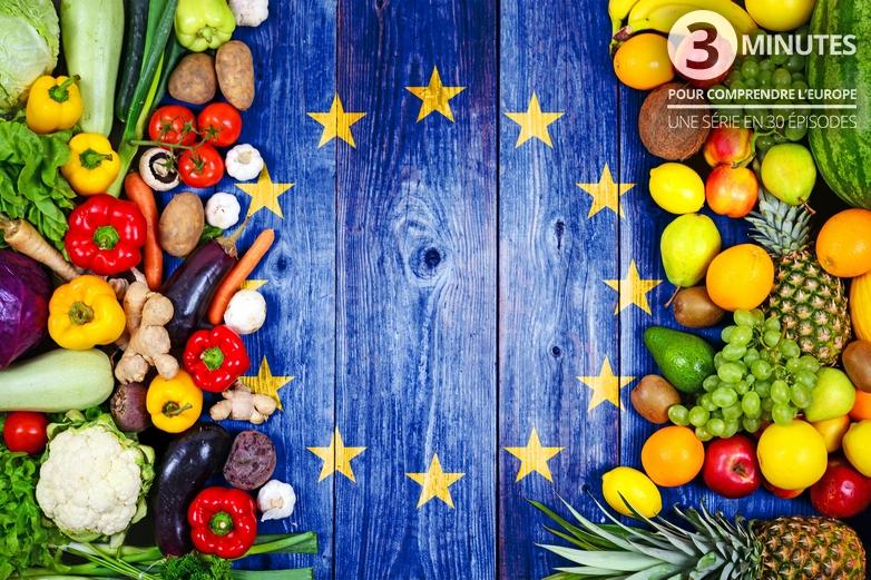 La politique agricole commune (PAC) (3 minutes pour comprendre l'Europe - n°14)