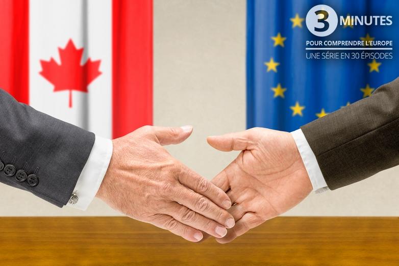 Les accords de libre-échange (3 minutes pour comprendre l'Europe - n°25)