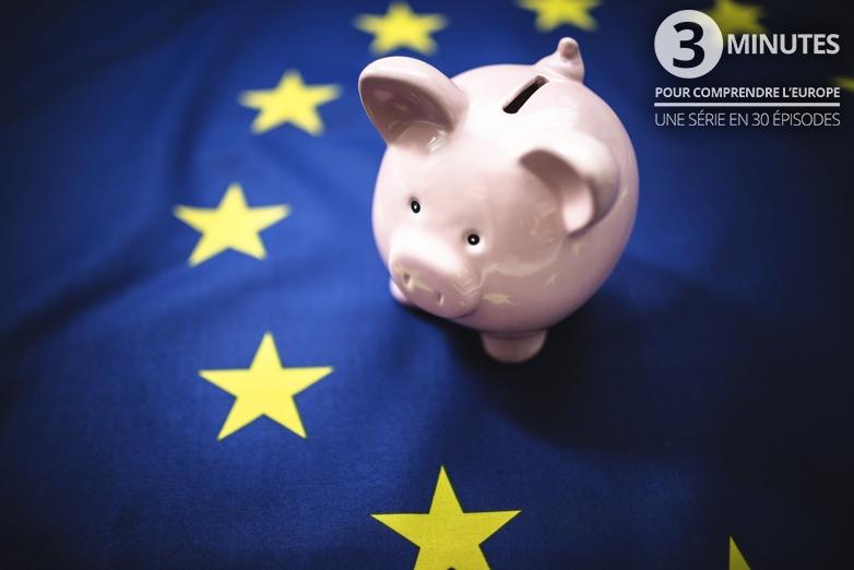 Le budget de l'Union européenne (3 minutes pour comprendre l'Europe - n°13)