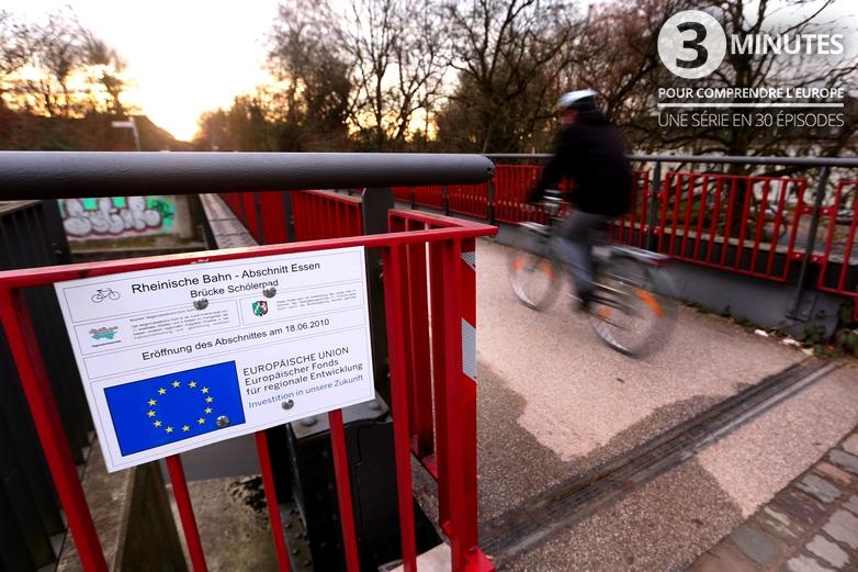 La politique de cohésion face aux inégalités régionales (3 minutes pour comprendre l'Europe - n°15)