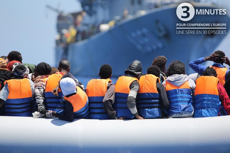 Quelle politique européenne pour les migrations et l'asile ? (3 minutes pour comprendre l'Europe - n°19)