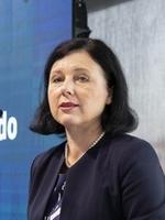 Věra Jourová - Crédits : Commission européenne