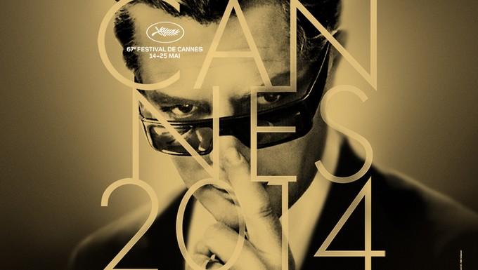 Marcello Mastroianni, figure de l'affiche du Festival de Cannes 2014