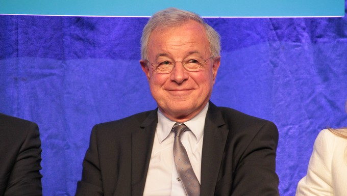 Alain Lamassoure, en 2014