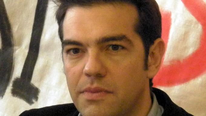 Alexis Tsipras, candidat de la gauche radicale européenne pour la présidence de la Commission européenne