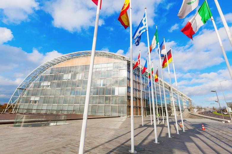 Le siège de la Banque européenne d'investissement à Luxembourg - Crédits : Chris Mueller / iStock