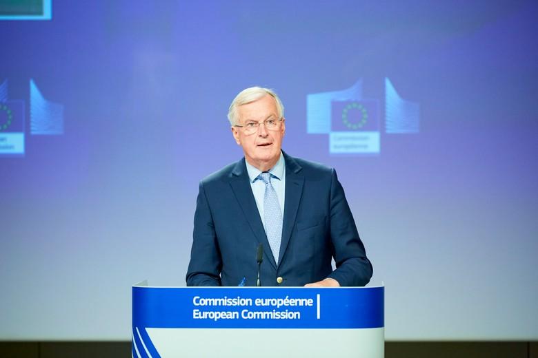 A l'issue du précédent round de négociations mi-mai, le négociateur en chef de l'UE Michel Barnier avait insisté sur l'importance de cette nouvelle rencontre inaugurée le 2 juin.