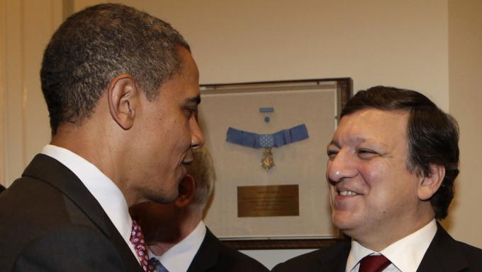 Barroso-Obama