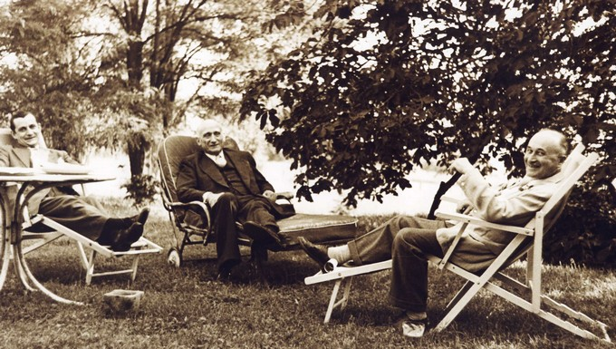 Robert Schuman Jean Monet