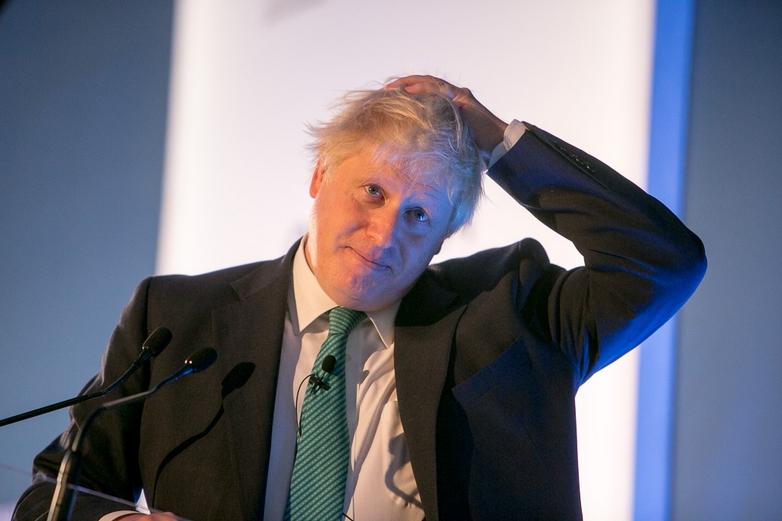 Boris Johnson en octobre 2017 - Crédits : Matt Link / Flickr CC BY 2.0