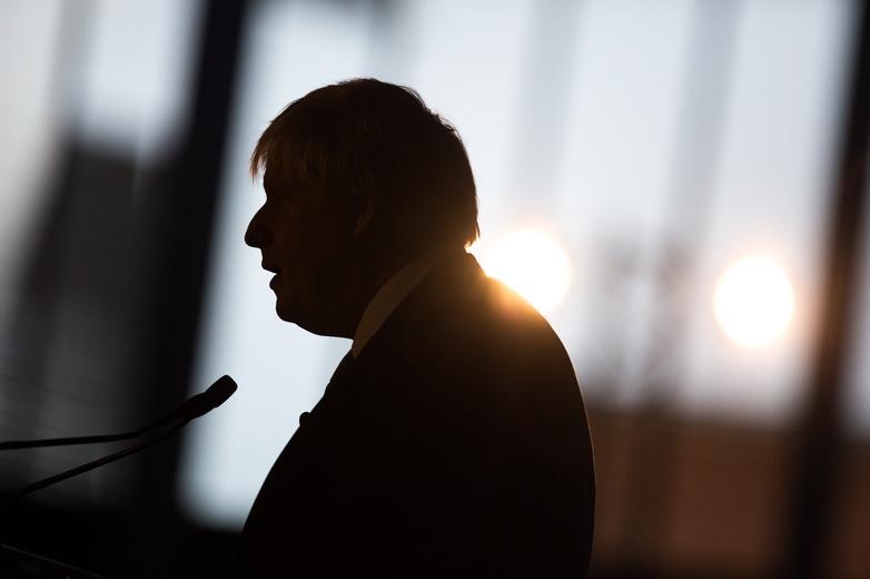Le Premier ministre britannique Boris Johnson - Crédits : Suzanne Plunkett / Flickr Chatham House CC BY 2.0