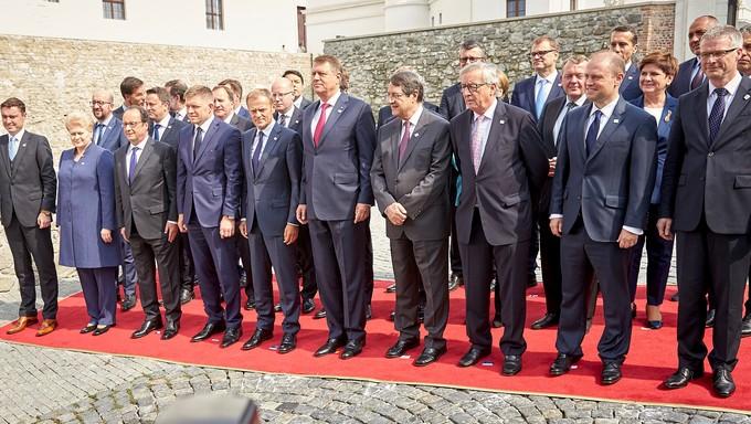 Sommet de Bratislava