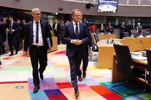 Donald Tusk - Crédits : Conseil européen