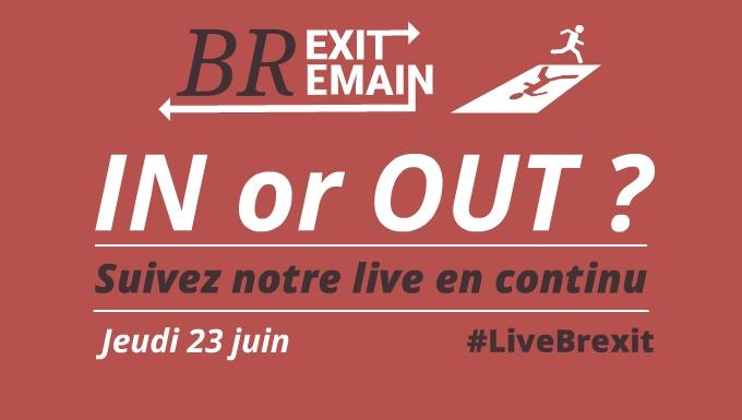 Brexit - Live de Toute l'Europe