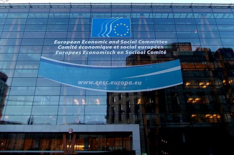 Comité économique et social européen, à Bruxelles